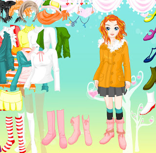 Doll Makeover - Bratz Dress Up Games
