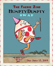 The Faerie Zine Humpty Dumpty Swap