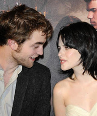 robert pattinson kirsten stewart