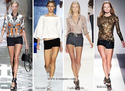 2010 yaz kisa sort modelleri moda trend 3