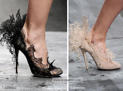 dantel detayli ayakkabi modelleri 2010 yaz 3