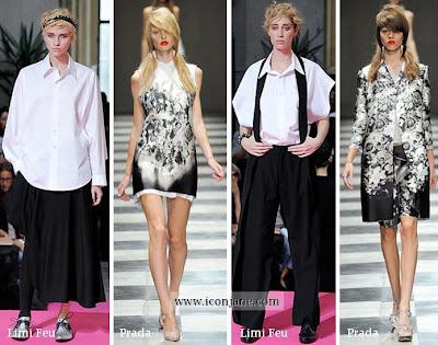 siyah beyaz moda trend 2010 yaz 3