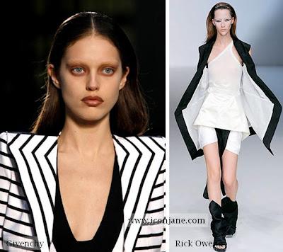 siyah beyaz moda trend 2010 yaz 5