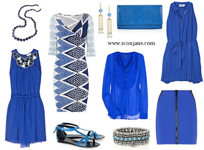 mavi tonlari elbise 2011 2