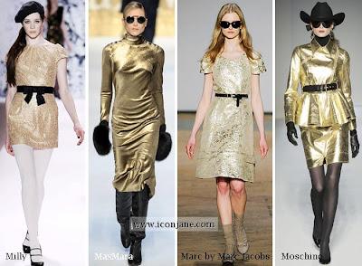 dore altin rengi elbise 2011 kis 4