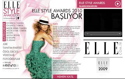 elle style awards turkiye 5