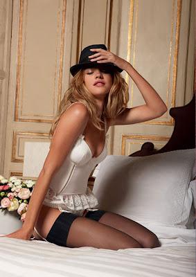 natalia vodianova designing lingerie for etam