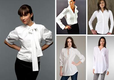 beyaz gomlek modelleri