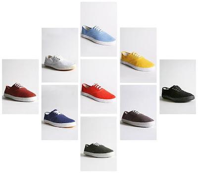 rengarenk renkli ayakkabilar 1