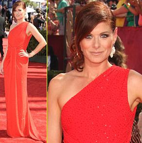 debra messing emmy