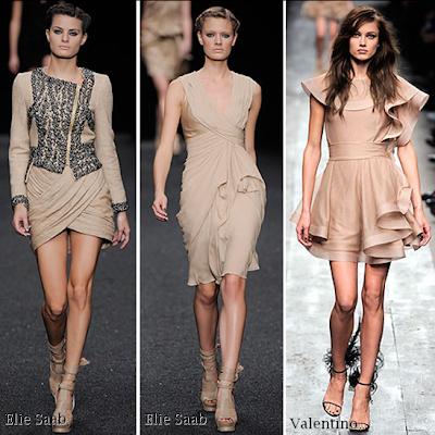 2010 pudra naturel elbise 1