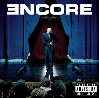 Eminem if theres any bitches in this room