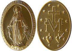 medaglia+miracolosa La bandiera europea ha radici cristiane. Vogliamo togliere pure questa? Video Tg2