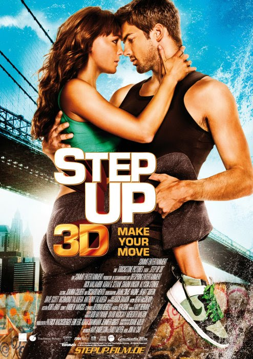 Step Up 3 (2010) PL DVDRiP XViD-Zet / Lektor PL