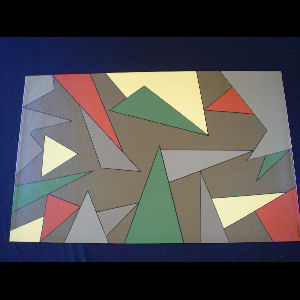 Stained Glass - Sold