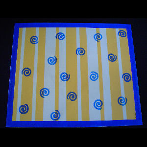 Butternut Stripes and Swirls - Sold