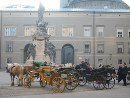 In Salzburg langweilt man sich nie!