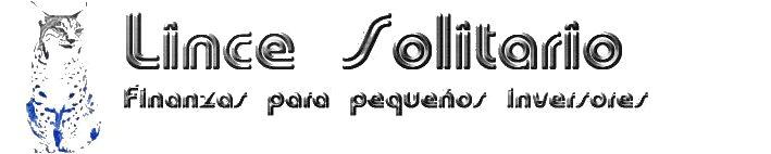 Logo Lince solitario y libertad financiera