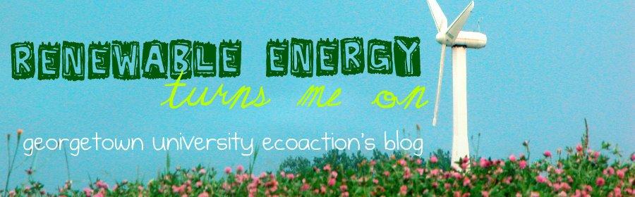 Renewable Energy Turns Me On
