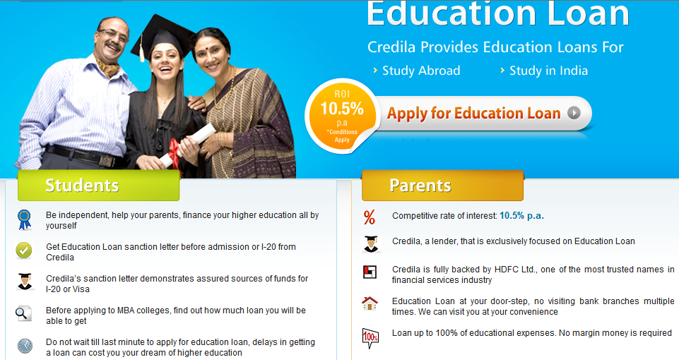 How to get a study loan in India - Quora