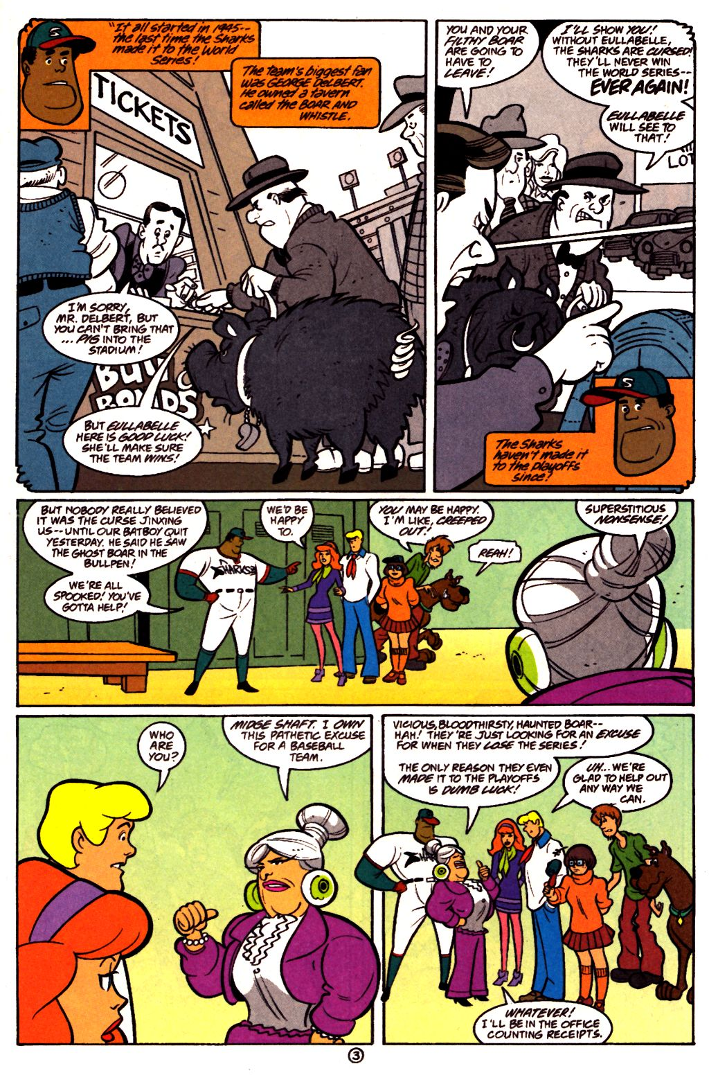 Read online Scooby-Doo (1997) comic -  Issue #22 - 16