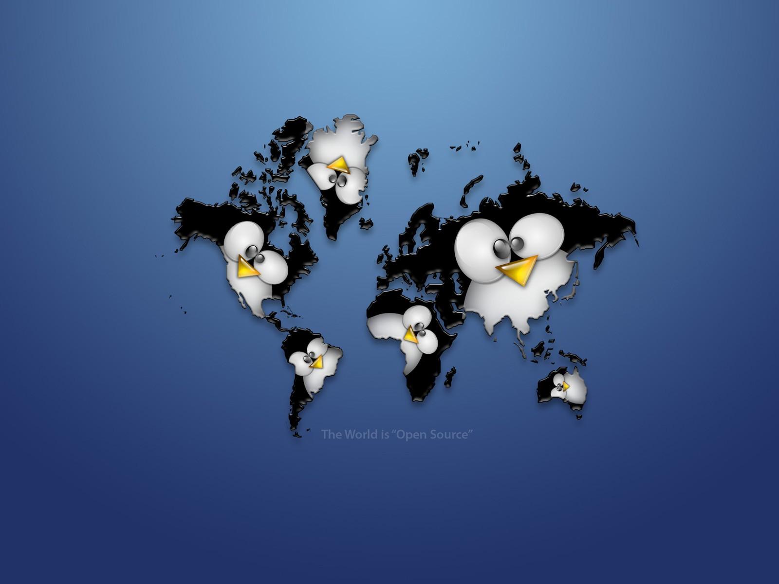 ¿Y si el mundo fuese linuxero?