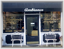 Ambiance for beautiful homes *