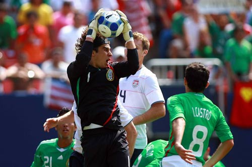 Memo Ochoa - Mexican National Team - Goalkeeper