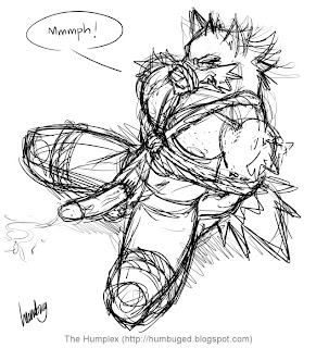 Zulf Tied Up! (Rough)