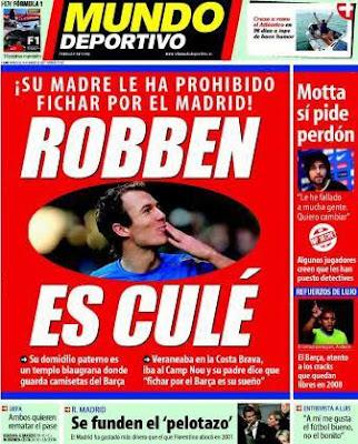 Para echar unas risas con portadas historicas culerdas Robben+portada+elpaseatras