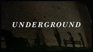 زیر زمین...