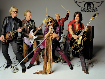 #3 Aerosmith Wallpaper