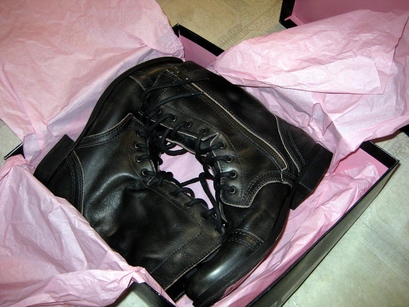 steven by steve madden lace-up boots
