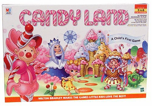 candyland the board game