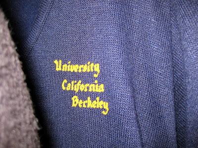 uc berkeley university of california cal sweater retro