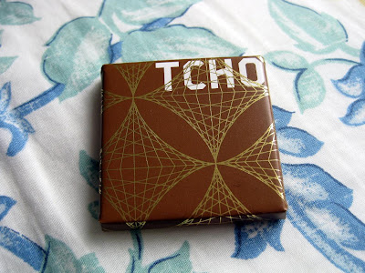 tcho chocolate nutty