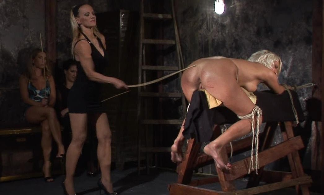 Hard corporal punishment for sophia 7