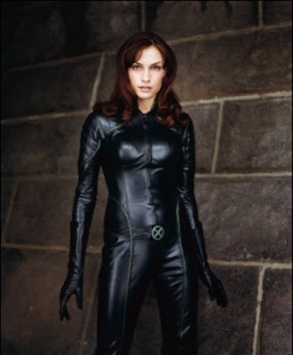 Famke Janssen as Jean Grey / Phoenix in X Men