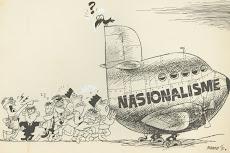 """""""Mendorong Nasionalisme"""", Pramono R. Pramoedjo, 1990"""