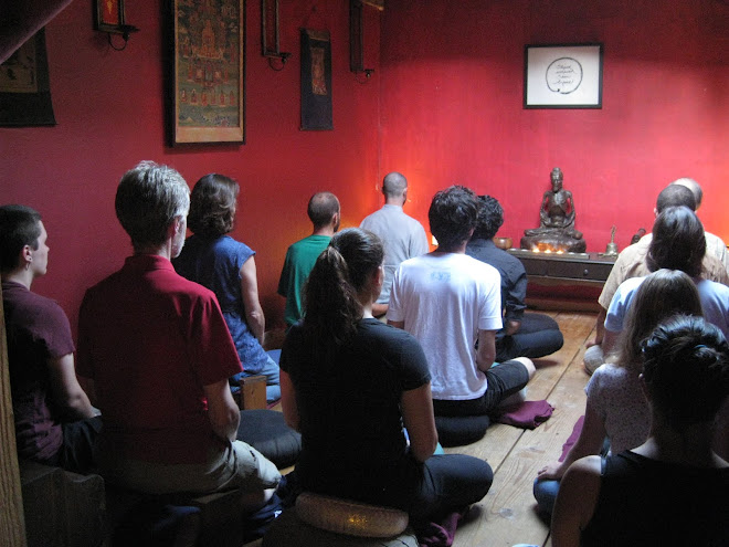 Dharma Bum Meditation