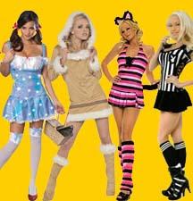 Last minute sexy costume ideas