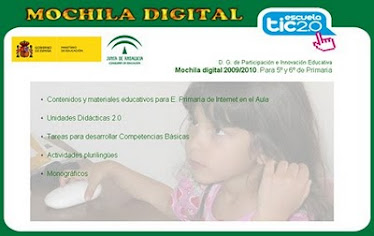 Mochila Digital Primaria