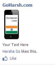Fan page on Facebook