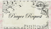 In Need of Prayer