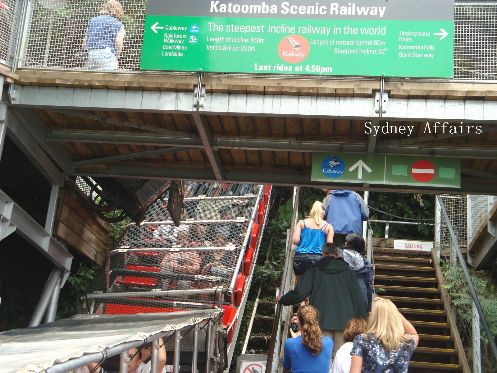 sydney blue mountains train - photo#25