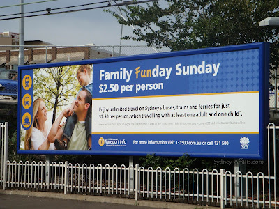 Family Fun Day, Billboard Sydney, Australia