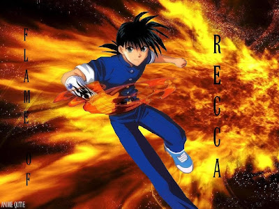 Anime And Cartoons Pictures Recca Hanabishi Wallpaper