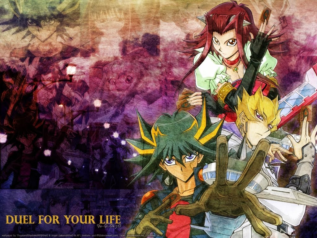Yu-Gi-Oh HD & Widescreen Wallpaper 0.863906000912784