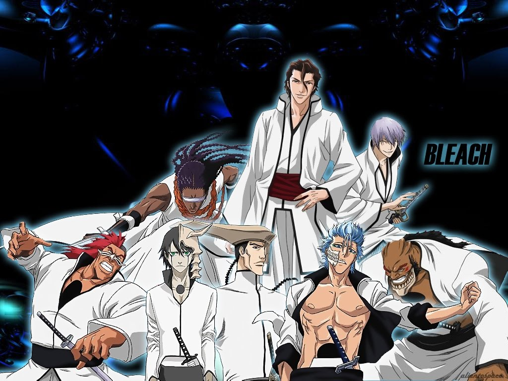 bleach wallpaper espada