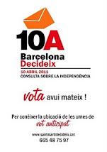 Espanyol el qui no voti